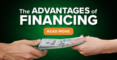 the advantages of financing