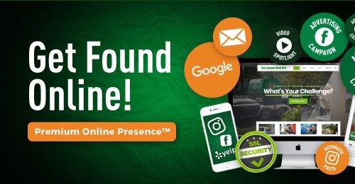 get found online with premium online presence