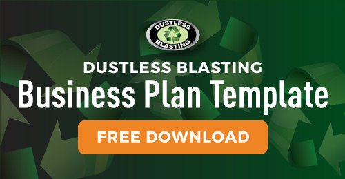 download free dustless blasting business plan