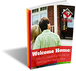Ebook for Tenants Welcome Home