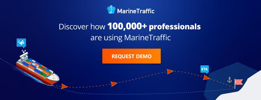 MarineTraffic Registration Banner