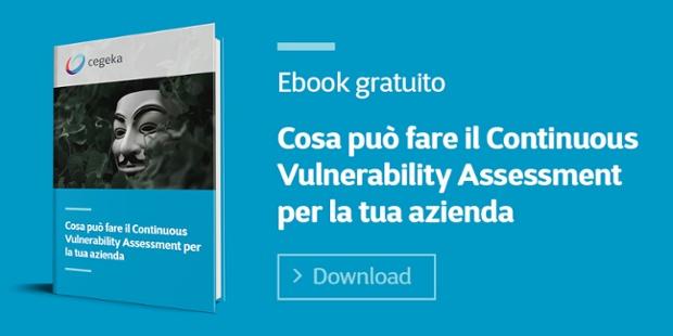 Cegeka | Cosa può fare il Continuous Vulnerability Assessment per la tua azienda