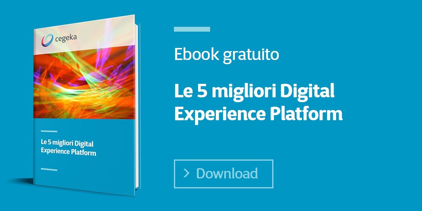 Cegeka | Le 5 migliori Digital Experience Platform