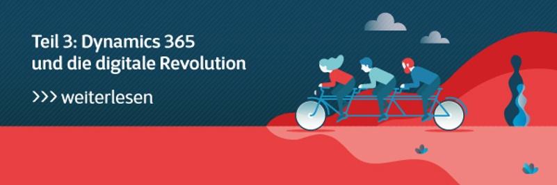 Von isolierten Innovationen bis zur ganzheitlichen Geschäftsszenarien (Teil 3)