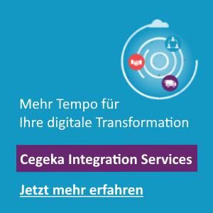 Schnellere digitale Transformation mit Cegeka Integration Services