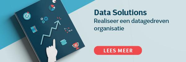 Data Solutions: realiseer een datagedreven organisatie
