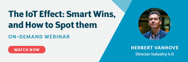 Webinar: IoT Effect - Smart Wins and How to Spot Them