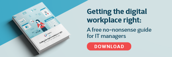 Getting the digital workplace right