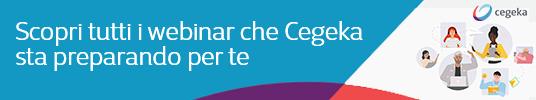 Webinar Cegeka Italia