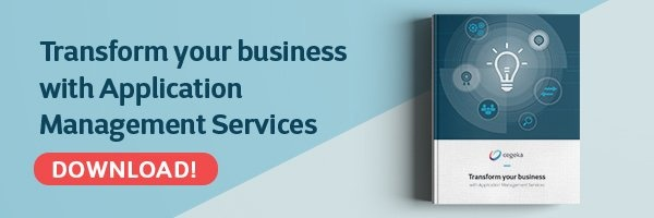 Application Managent Services e-book | Cegeka