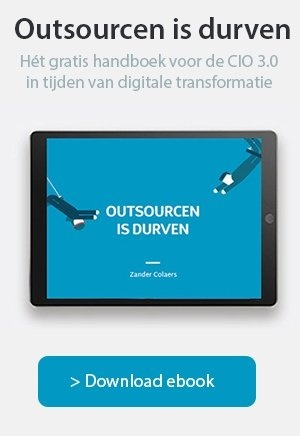 Outsourcen is durven - e-book download