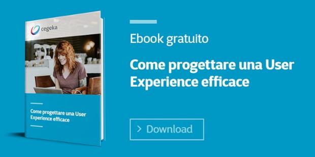 Cegeka | Come progettare una User Experience efficace
