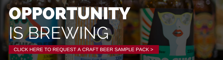 Craft Beer Sample Request - Mark Andy Digital Hybrid Solutions