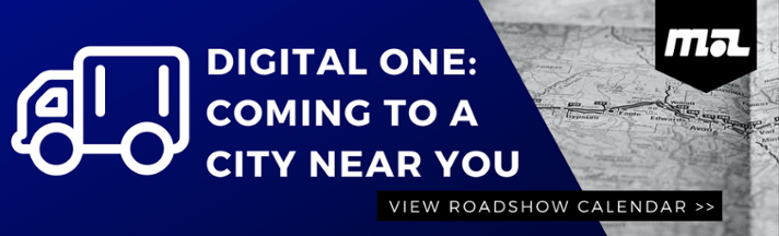 Digital One Roadshow