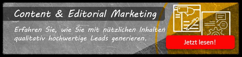 Jetzt mehr über Content Marketing erfahren