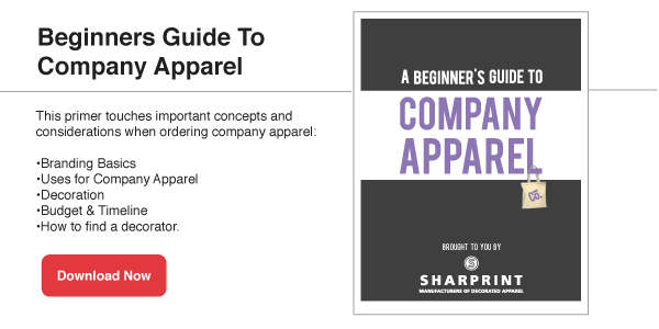 company apparel beginner's guide