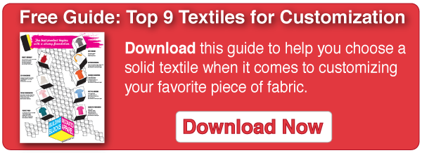 textiles for customization