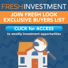 Fresh Look Investor Buyer List