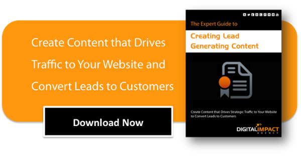Guide to Creating Lead Generating Content