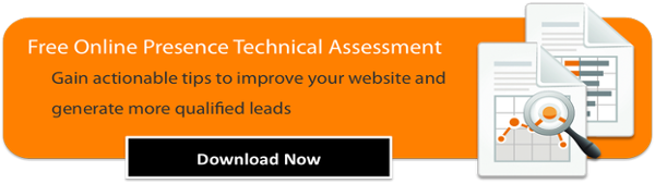 Online Presence Technical Assessment Marketing