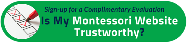 Is your Montessori Website Trustworthy?