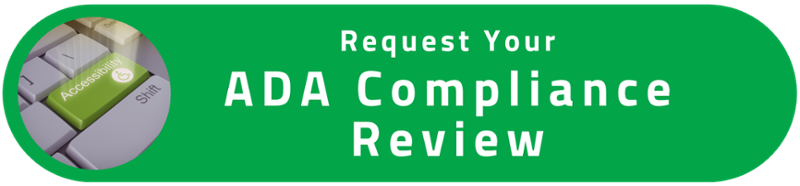 ADA Compliance Review Call to Action Button