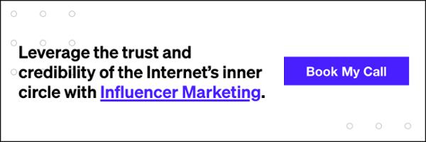 influencer marketing services