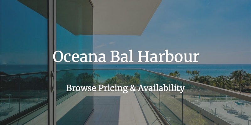 Oceana Bal Harbour Apartments