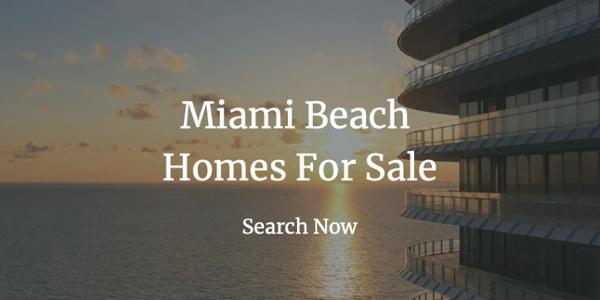 迈阿密海滩住宅出售信息