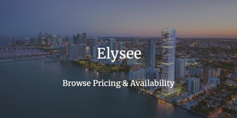 Elysee Condomini di Miami