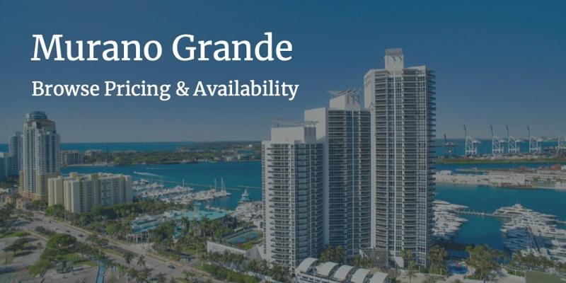 Murano Grande Condos for Sale