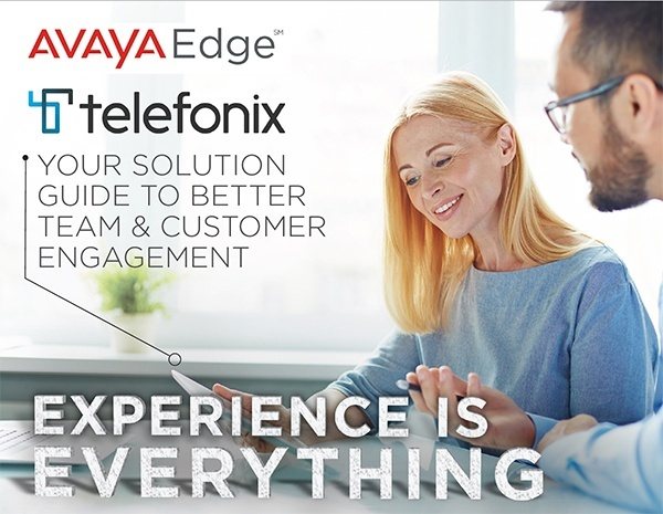 Telefonix Avaya Customer Experience Solution Guide