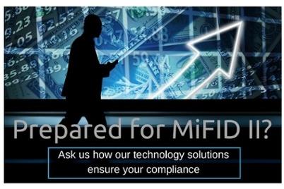 MIFID II compliance finance technology