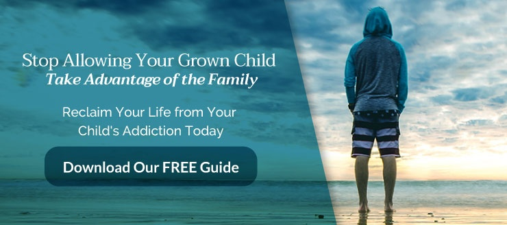 Reclaim Your Life From Your Grown Child's Addiction