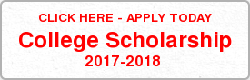 CLICK HERE - APPLY TODAY College Scholarship 2017-2018