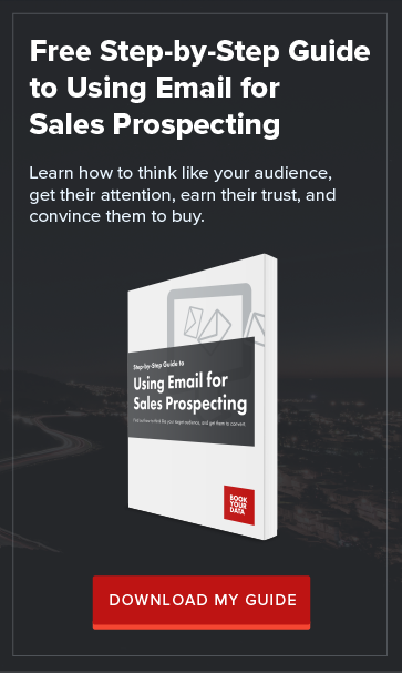 bookyourdata-ebook step-by-step-guide-to-using-email-for-sales-prospecting