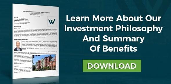 Executive Summary For Walnut Street Finance