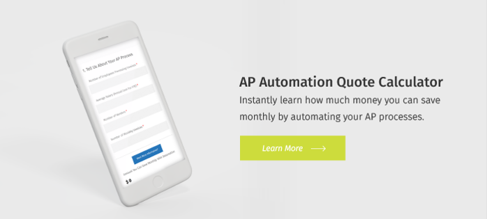 AP Automation Quote Calculator