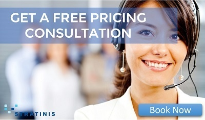 Get a free pricing consultation