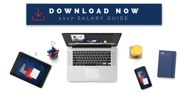 ICS 2017 Salary Guide