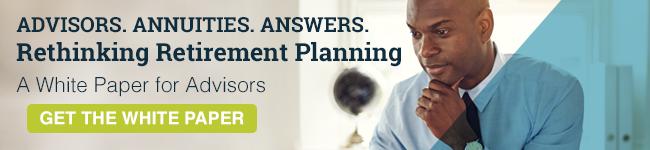 Rethinking Retirement Planning white paper