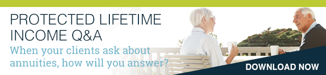 Protected Lifetime Income Q&A
