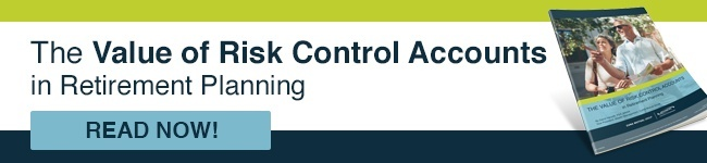 The Value of Risk Control Accounts in Retirement Planning
