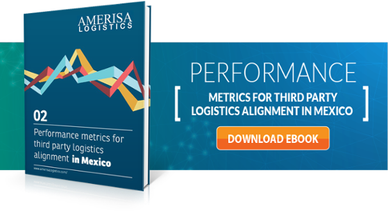 Metrics for 3PL logistics alignment