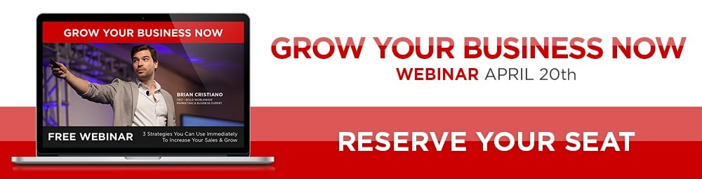 Grow Your Business Webinar