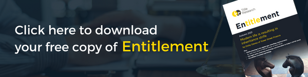 Download the autumn 2021 edition of Entitlement