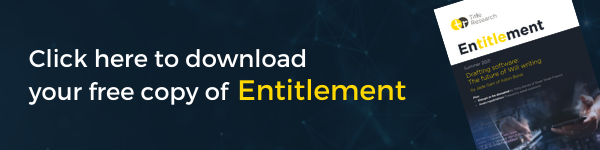 Download the summer 2021 edition of Entitlement