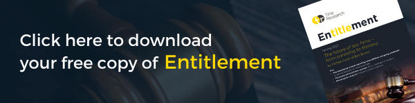 Download your free copy of Entitlement