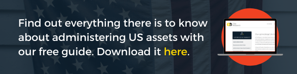 Administering US assets guide