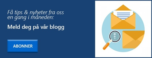 Abonner på blogg